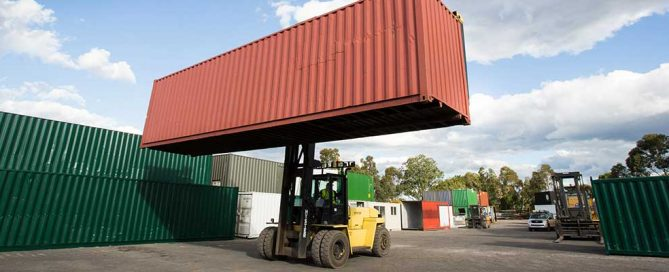 Which shipping container should I get?