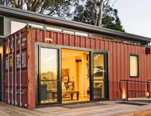 How to build a shipping container home?