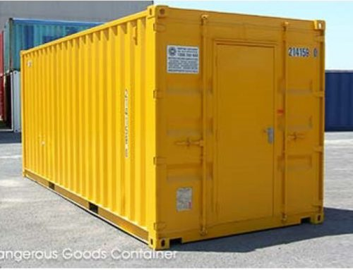 Why buy a shipping container?
