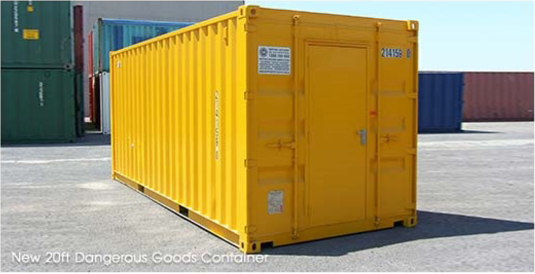 Why buy a shipping container