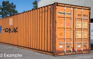 used sea containers in Perth