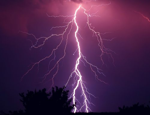 Shipping containers and lightning: all the answers